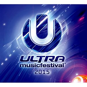 [중고] V.A. / Ultra Music Festival 2015 (Digipack)