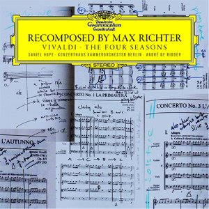 [중고] Max Richter(막스 리히터) / Vivaldi: The Four Seasons (dg40048)