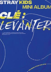 [중고] 스트레이 키즈 (Stray Kids) / Cle : LEVANTER (Mini Album/Levanter Ver./홍보용)