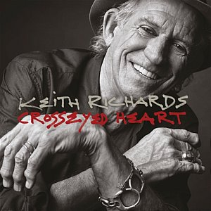 [중고] Keith Richards / Crosseyed Heart