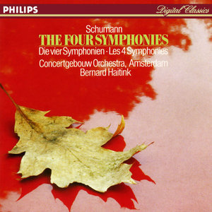 [중고] Bernard Haitink / Schumann : The Four Symphonies (2CD/하드케이스/수입/4161262)