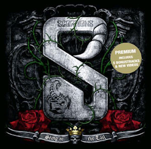 [중고] Scorpions / Sting In The Tail (Premium Edition/CD+DVD/Digipack)