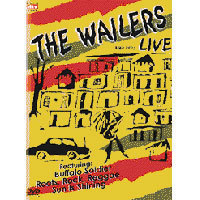 [DVD] The Wailers / The Wailers Live (미개봉)