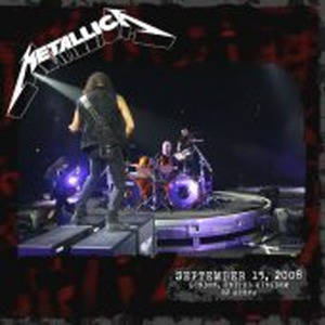 Metallica / September 15, 2008, London, United Kingdom, 02 Arena (2CD/Bootleg/수입/미개봉)