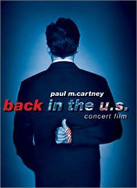 [중고] [DVD] Paul McCartney / Back In The U.S.
