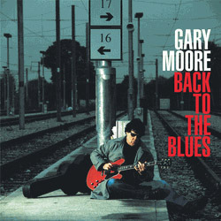 [중고] Gary Moore / Back To The Blues (수입)