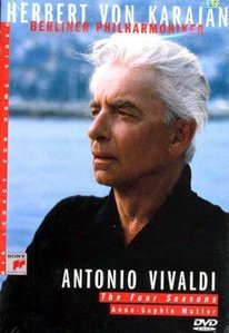 [중고] [DVD] Hebert Von Karajan, Anne-Sophie Mutter / Vivaldi : The Four Seasons (수입/svd46380)