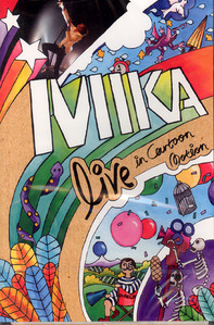 [중고] [DVD] Mika / Live In Cartoon Motion (수입/Digipack)