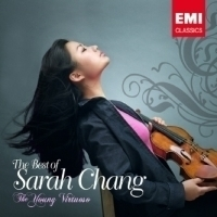 [중고] 장영주 / The Best of Sarah Chang The Young Virtuoso (ekcd0891)
