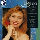 [중고] Jullianne Baird / Handel : The Italian Years - Works by Telemann and Vivaldi (수입/dor90147)