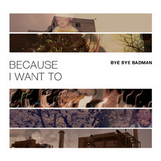 [중고] 바이 바이 배드맨 (Bye Bye Badman) / Because I Want To (EP)