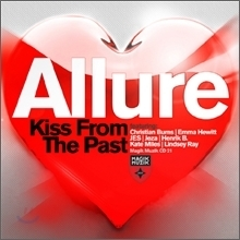 [중고] Tiesto Presents Allure / Kiss From The Past