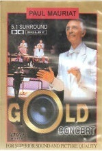 [중고] [DVD] Paul Mauriat / Gold Concert