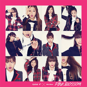 [중고] 에이핑크 (Apink) / Pink Blossom (4th Mini Album) (60P 북클릿/Digipack)