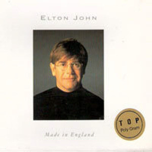 Elton John / Made In England (미개봉)