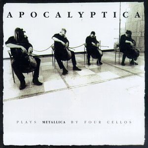 [중고] Apocalyptica / Plays Metallica By Four Cellos