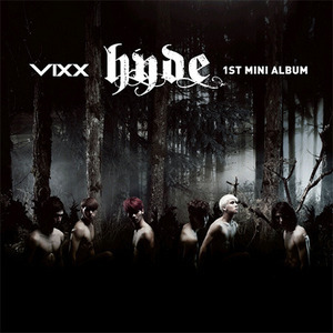 [중고] 빅스 (VIXX) / hyde (1st Mini Album)