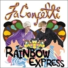 [중고] Ja Confetti / The Rainbow Express (홍보용)