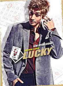 [중고] 김현중 / Lucky (2nd Mini Album)