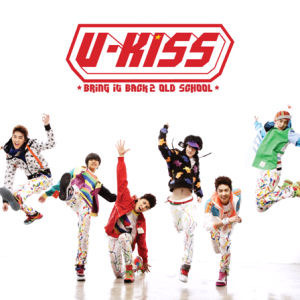 [중고] U-Kiss(유키스) / Bring It Back 2 Old School (2nd Single/홍보용)