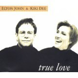 [중고] Elton John / True Love (Digipack/수입)