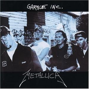 [중고] Metallica / Garage Inc. (2CD)