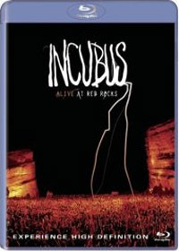 [중고] [Blu-Ray] Incubus/ Alive At Red Rocks (수입/Bonus CD)