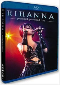[중고] [Blu-Ray] Rihanna / Good Girl Gone Bad Live (수입)