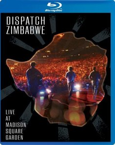 [중고] [Blu-Ray] Dispatch Zimbabwe / Live At Madison Square Garden (수입)