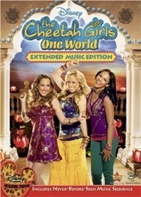 [중고] [Blu-Ray] The Cheetah Girls : One World - 치타 걸스 (수입)