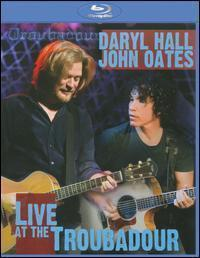 [중고] [Blu-Ray] Daryl Hall And John Oates / Live At The Troubadour (수입)