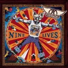 [중고] Aerosmith / Nine Lives (일본반)