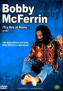 [중고] [DVD] Bobby McFerrin / Try this at Home