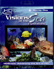 [중고] [Blu-Ray] Visions Of The Sea - 바다의 이미지