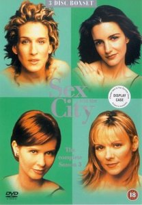 [DVD] Sex and the City : Complete HBO Season 3 (3DVD/박스세트/미개봉)