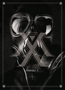 [중고] 몬스타엑스 (Monsta X) / Trespass (1st Mini Album)