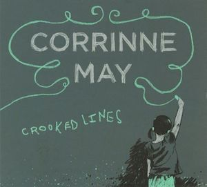 [중고] Corrinne May / Crooked Lines (Digipack/홍보용)