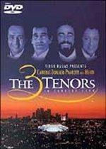 [중고] [DVD] Carreras, Domingo, Pavarotti / The 3 Tenors In Concert 1994 (n4509962012)