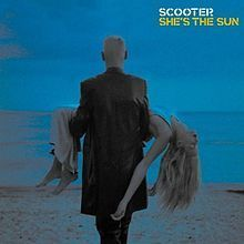 [중고] Scooter / She's The Sun (수입/Single)