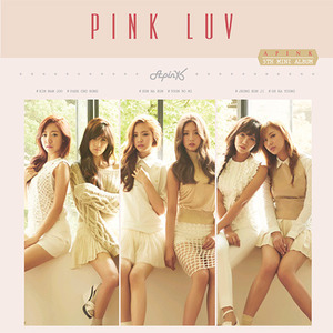 [중고] 에이핑크 (Apink) / Pink Luv (5th Mini Album)