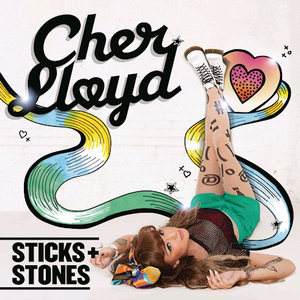 [중고] Cher Lloyd / Sticks & Stones