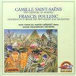 [중고] Peter Toperczer, Marian Lapsansky / Saint-Saens : The Canival Of Animals etc. (sxcd5083)