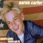 Aaron Carter / Aaron's Party (Come Get It/CD+VCD/미개봉)