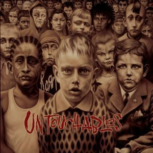 [중고] Korn / Untouchables (Bonus Audio CD)