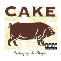[중고] Cake / Prolonging The Magic