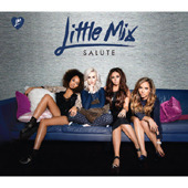 [중고] Little Mix / Salute (Deluxe Edition/홍보용)