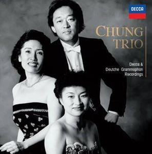 [중고] 정트리오(Chung Trio) / Decca & Deutsche Grammophon (3CD/Box Set/dd8111)