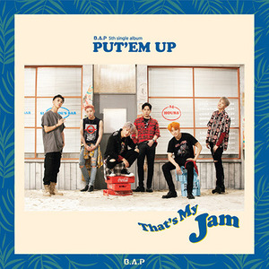 [중고] 비에이피 (B.A.P) / Put'Em Up (5th Single Album)