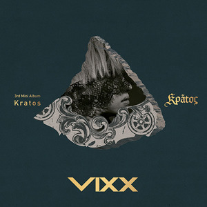 [중고] 빅스 (VIXX) / Kratos (3rd Mini Album)