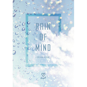 [중고] 스누퍼 (Snuper) / Rain Of Mind (3rd Mini Album/싸인/홍보용)